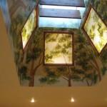 Skylight Mural