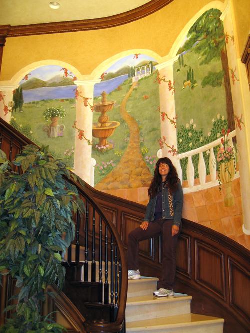 Blanca Mural 3