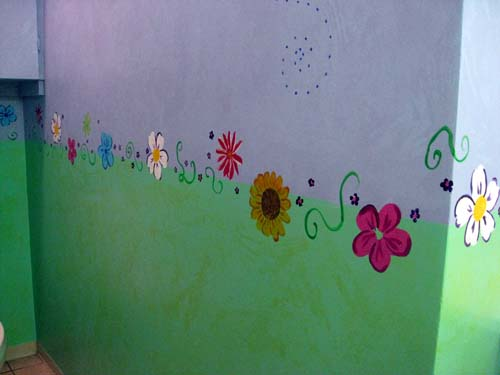 Flower Decorative Painting 1