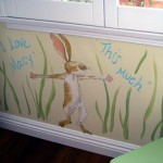 Mural Creation for a Child's Bedroom (Video)
